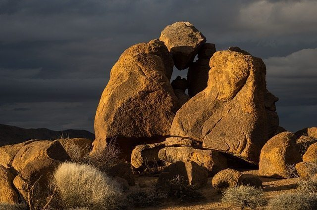 Joshua Tree Rock